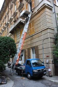 Mezzi Steccone Traslochi Genova